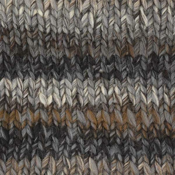 Laine à feutrer Color - 50 g, naturel-gris