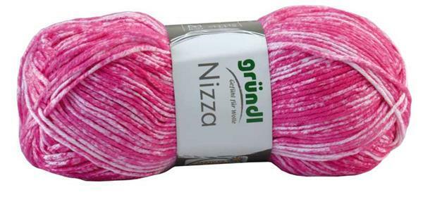 Laine Nizza - 50 g, pink