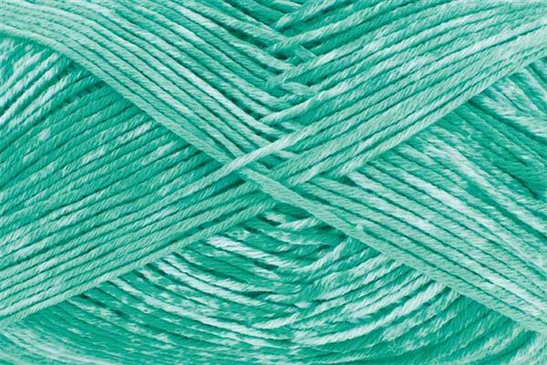 Wolle Nizza - 50 g, grün