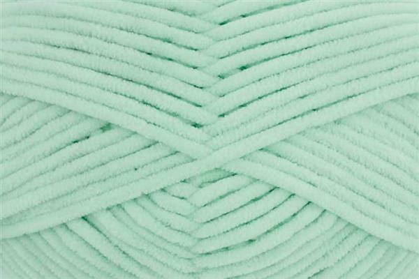 Wolle Funny uni - 100 g, pastellgrün