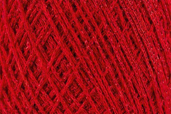 Haakgaren - 25 g, rood