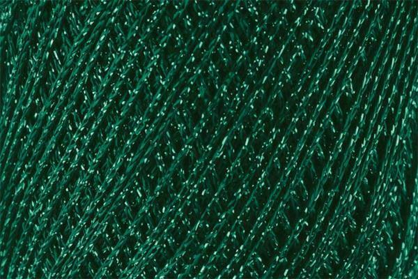 Häkelgarn - 25 g, grün