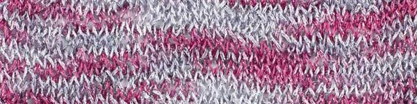 Häkelgarn - 25 g, Farbmix pink