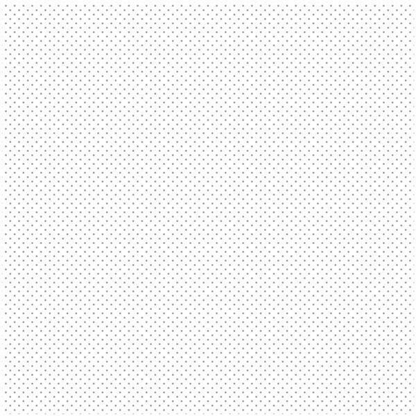 Baumwollstoff - bedruckt, weiß/graue Punkte