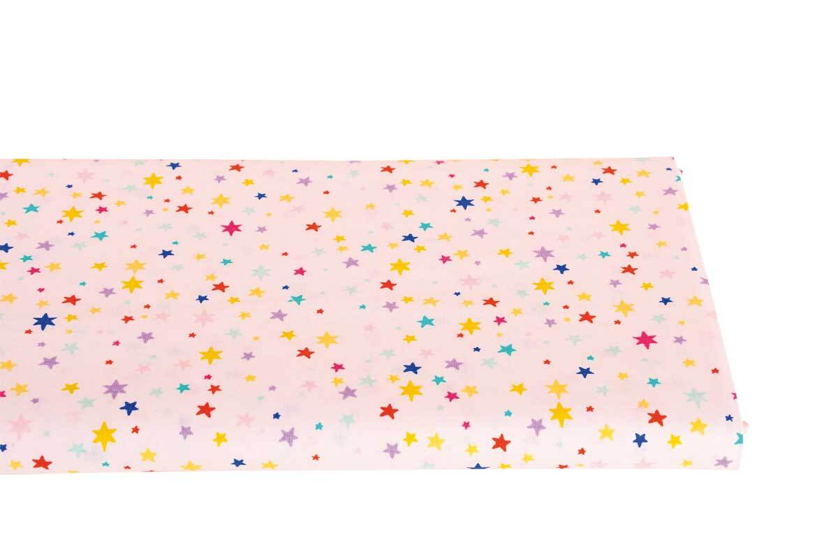 Tissu coton - imprimé, Etoiles