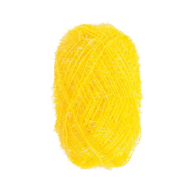 Creative Bubble Laine - 50 g, jaune