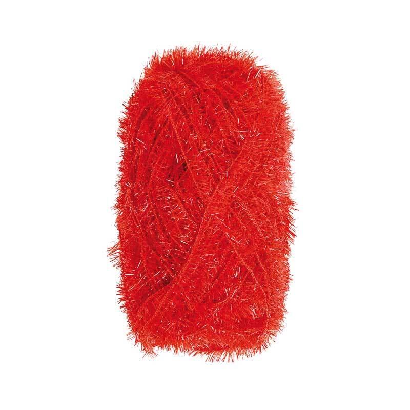 Creative Bubble Garn - 50 g, rot