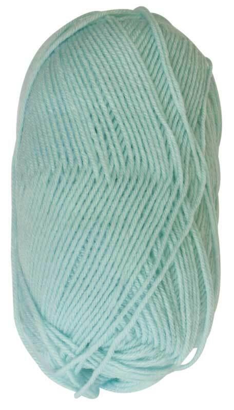 Wolle Baby uni - 50 g, türkis