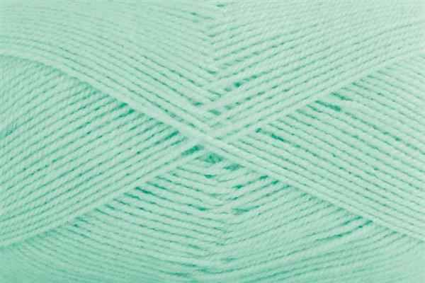 Wolle Baby uni - 50 g, grün