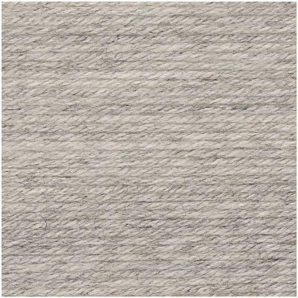 Wolle Essentials Acrylic - 100 g, hellgrau