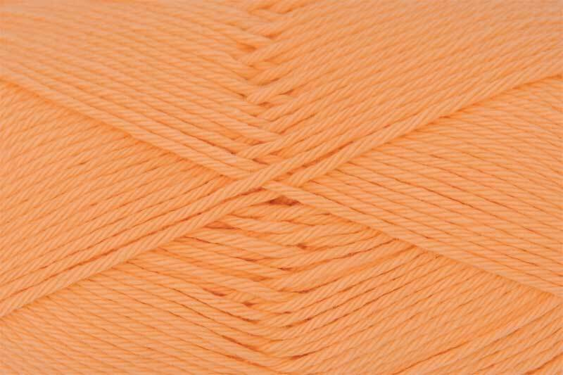 Wolle Cotton Fun - 50 g, apricot