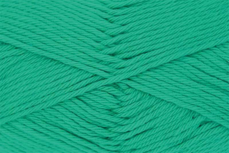 Laine Cotton Fun - 50 g, vert herbe
