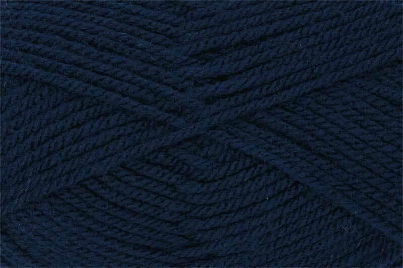 Schulwolle Lisa - 50 g, marine