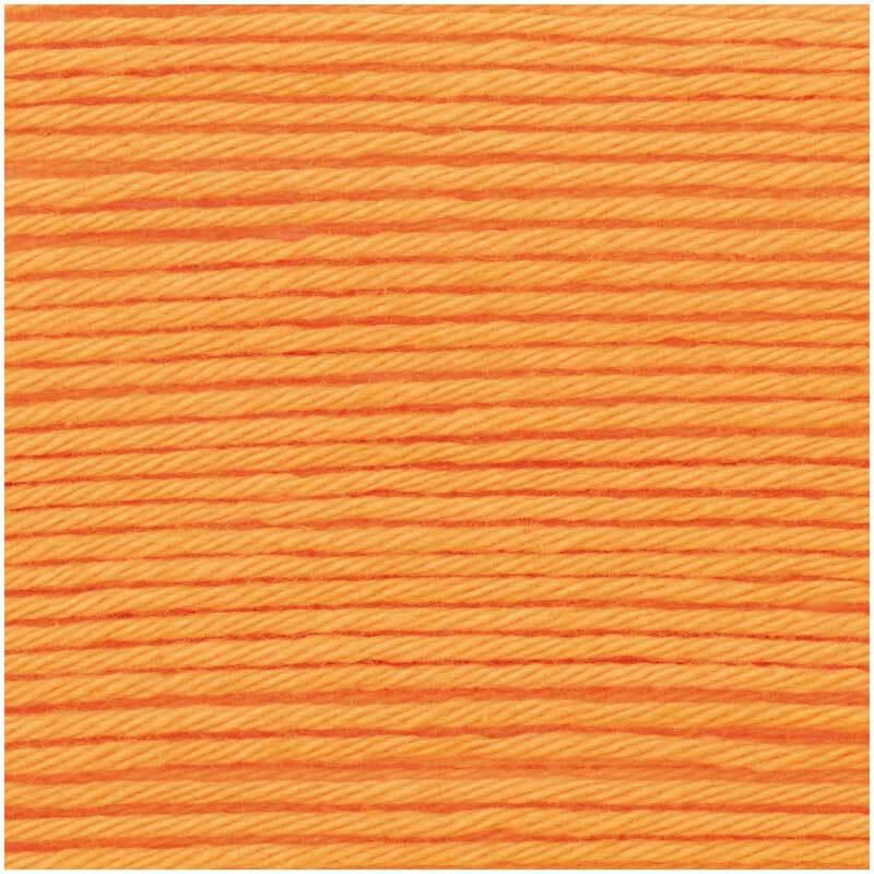 Ricorumi Wolle - 25 g, mandarine