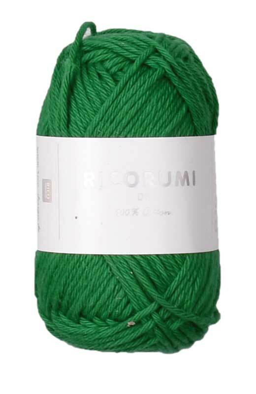 Ricorumi wol - 25 g, groen