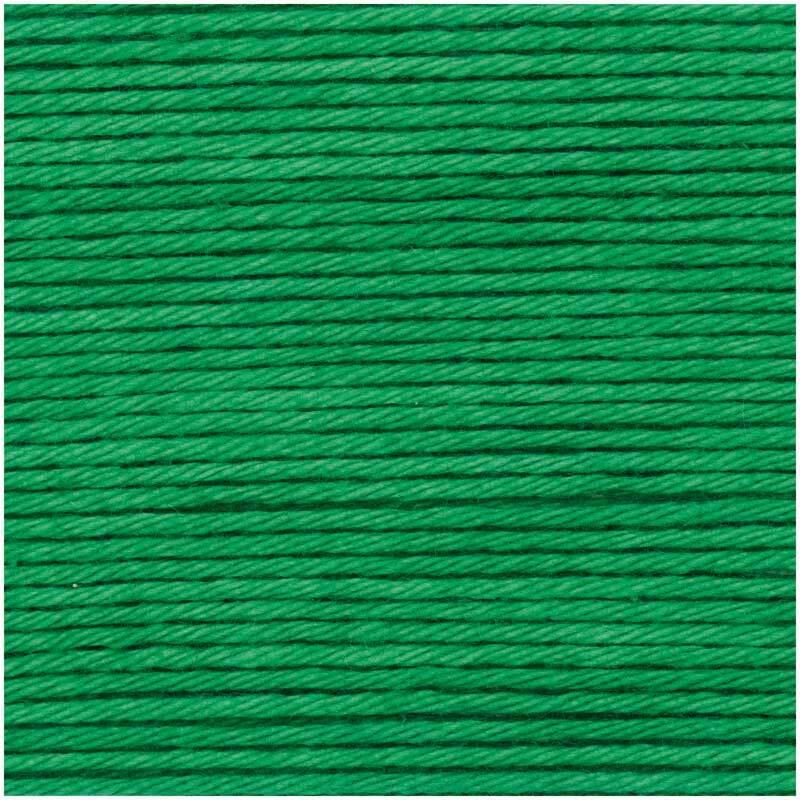 Ricorumi Wolle - 25 g, grün