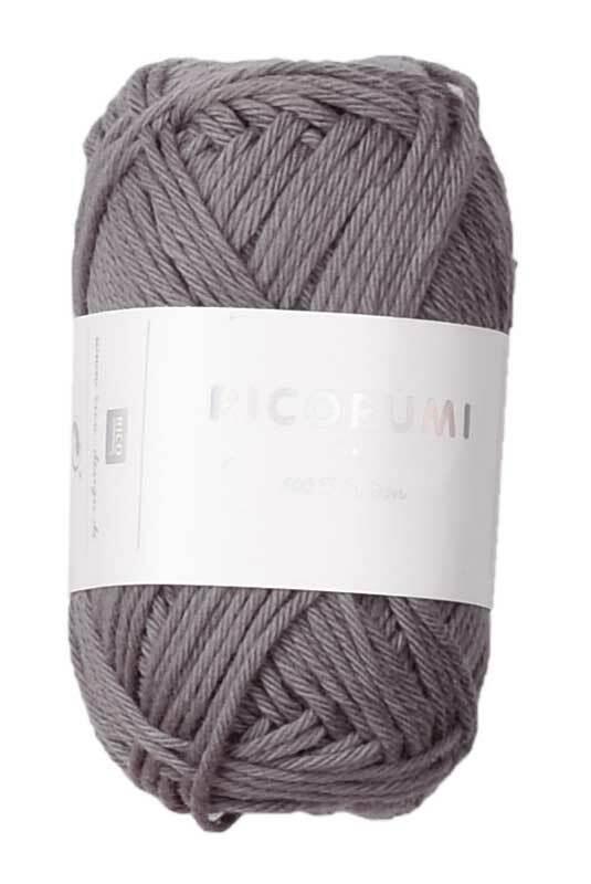 Ricorumi Wolle - 25 g, mausgrau