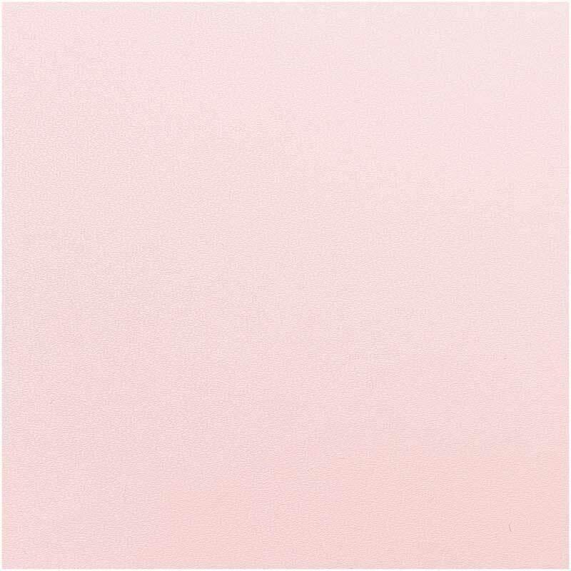 Kunstleder - 45 x 100 cm, hellrosa matt