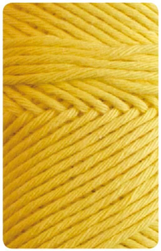 Wolle Joker 8 - 50 g, gelb