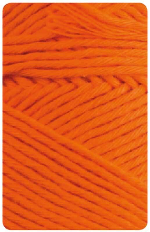 Wol Joker 8 - 50 g, oranje