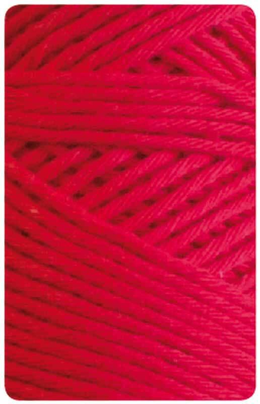 Wolle Joker 8 - 50 g, rot
