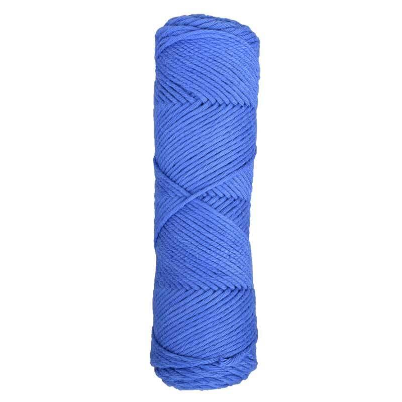 Wolle Joker 8 - 50 g, blau