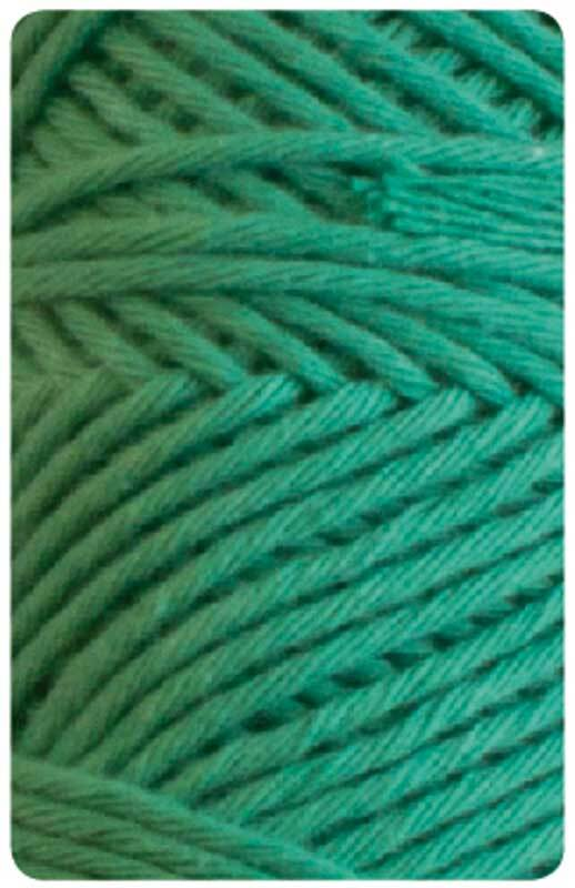 Wolle Joker 8 - 50 g, grasgrün