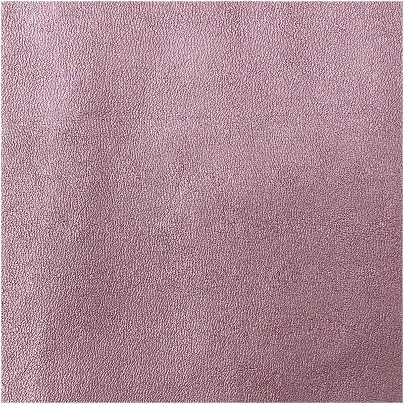 Kunstleder - 45 x 100 cm, rosa metallic