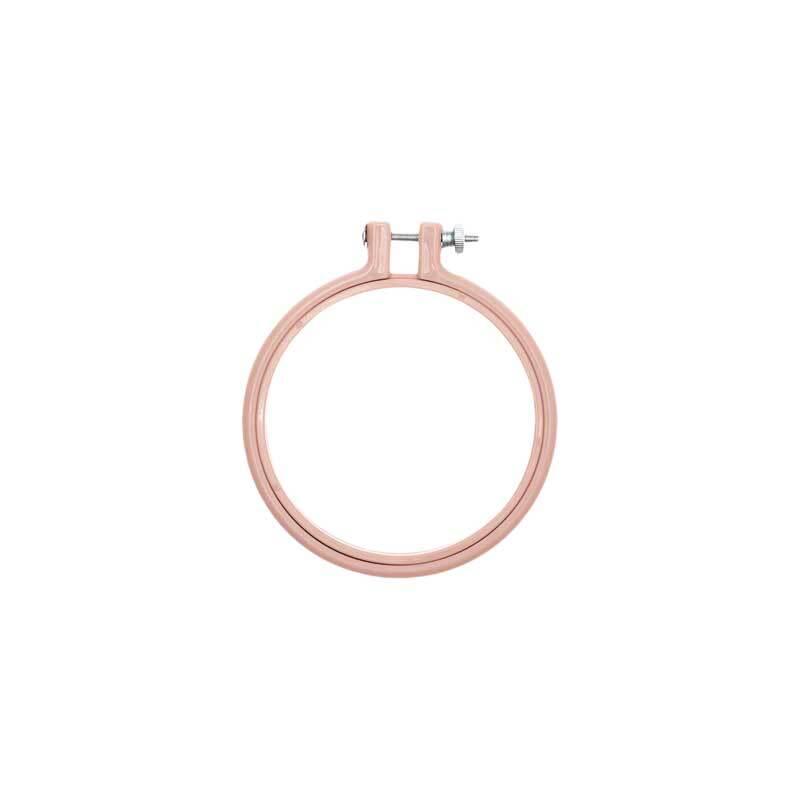 Stickring - Ø 10,1 cm, rosa