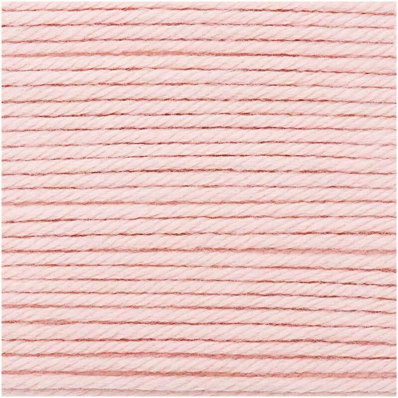 Wolle Essentials Mega Wool - 100 g, puder