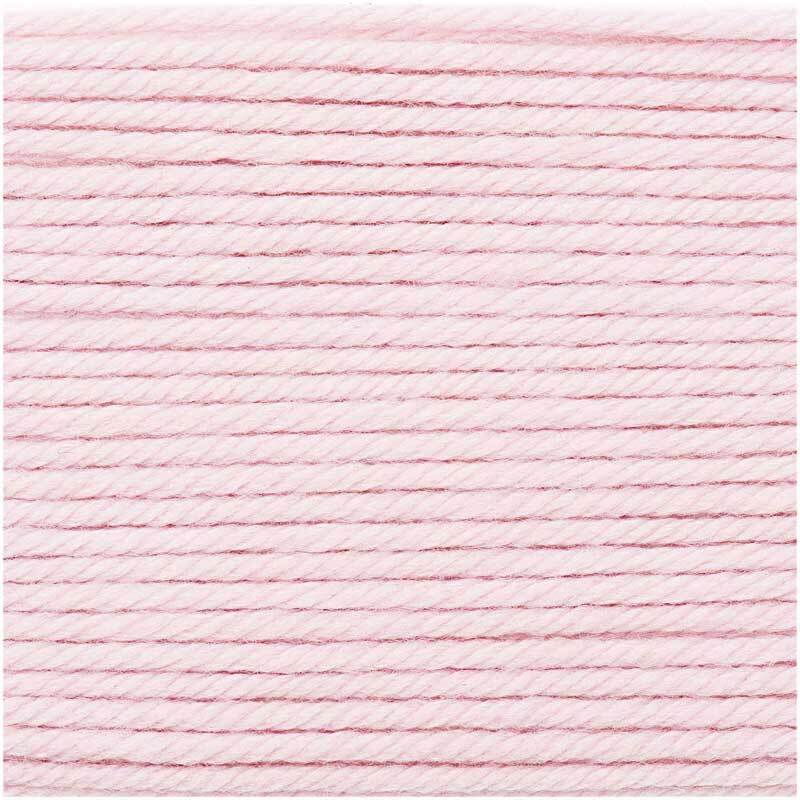 Wolle Essentials Mega Wool - 100 g, rosa