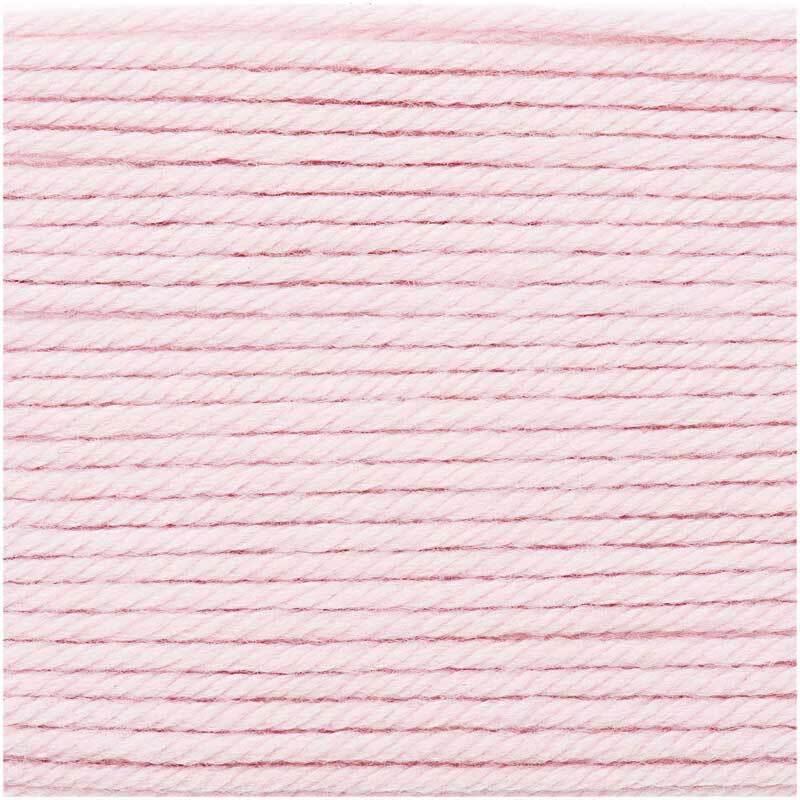 Wolle Essentials Mega Wool - 100 g, roze