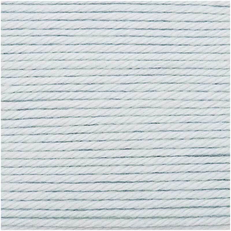 Wolle Essentials Mega Wool - 100 g, mint