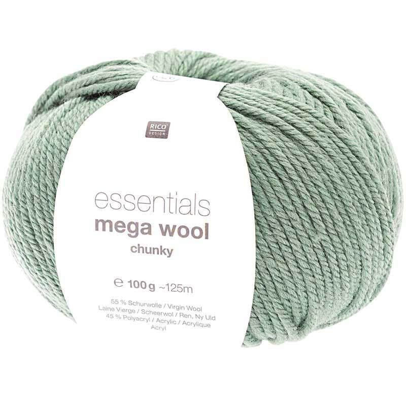 Laine Essentials Mega Wool - 100 g, patine