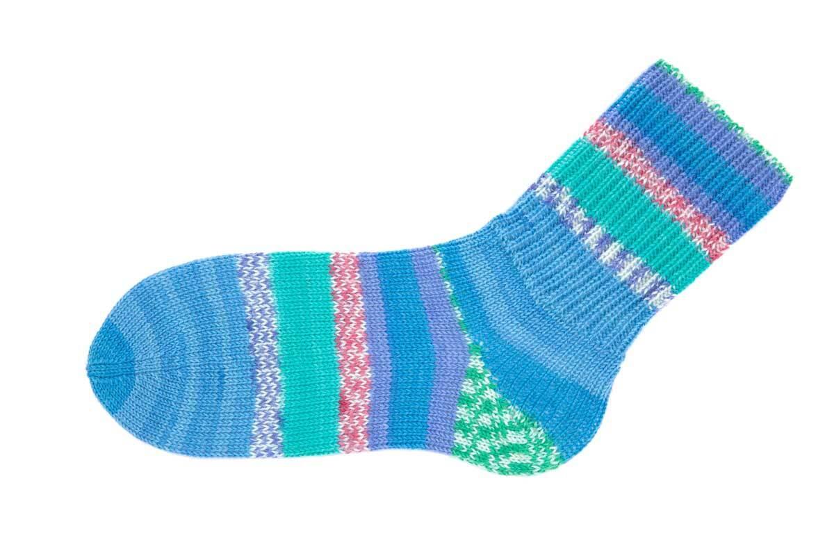 Sockenwolle Hot Socks Sirmione - 150 g, riviera