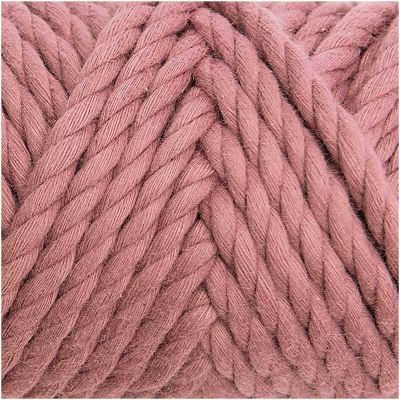 Corde macramé Cotton Cord - Ø 5 mm, lilas