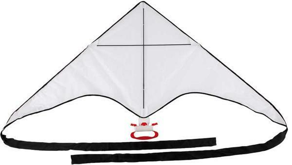 Vlieger, 130 x 60 cm