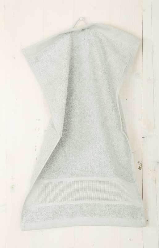 Gastendoekje - 30 x 50 cm, grijs