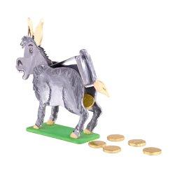 """""""Banco-Matto"""" La poule aux œufs d'or ou l'âne doré"""