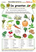 Groente, fruit en vruchten