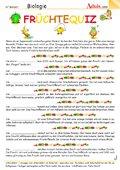 Pflanzen - Obst und Gemüse