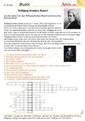 Komponisten & Wissenswertes