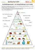 Der Mensch - Gesundheit und Ernährung