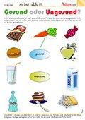 Ernährung und Sonstiges