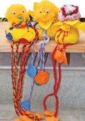 Handwerken - pompons