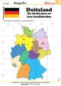 Land- en volkenkunde. Steden