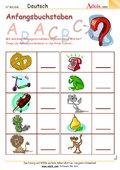 Buchstaben ABC