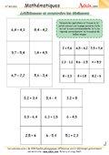 Décimaux et fractions
