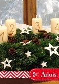 Decoratieve kerst ideeën - tafeldecoratie en meer