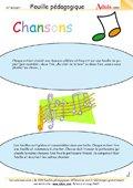 Chansons enfantines & connues